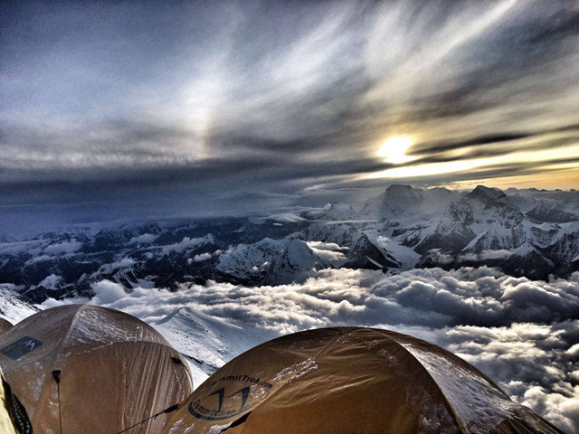 Everest-tents