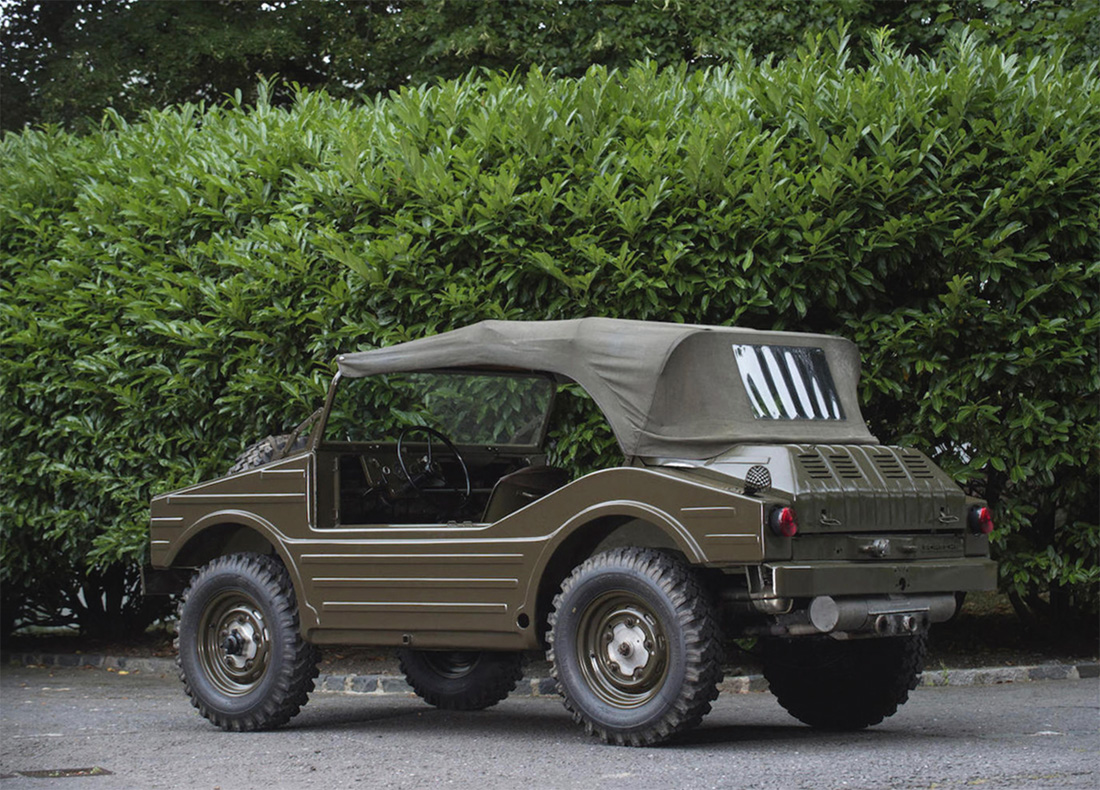 Adventure Journal Porsche Made A 4x4 That Looks Like A